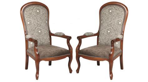 canape angle convertible pas cher fauteuil voltaire tissu velours marron clair fauteuil de