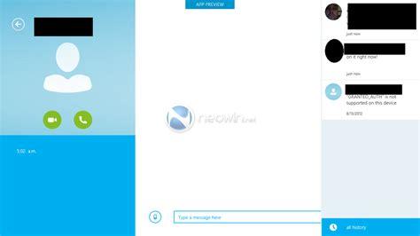 skype bureau windows 8 skype for windows 8 leaks