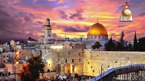 Pray For Jerusalem  Holy City Youtube