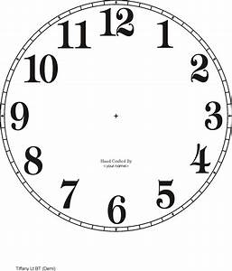 be differentact normal diy new years eve decorations With clock face templates for printing