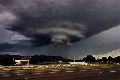 Tornadoes Mountains Colorado Springs Tornado Rocky Avoid
