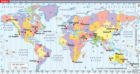 time zone maps hamsphere handy notes