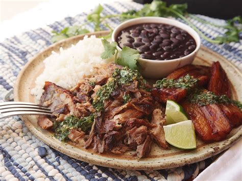 Cubanstyle Roast Pork Shoulder With Mojo Recipe Serious