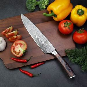 Chef, Knife