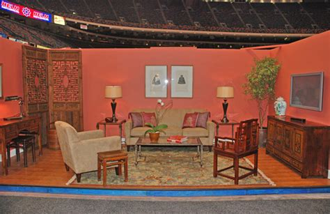 sle room at the new orleans home and garden show