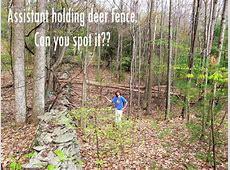 Deer Proof Garden Fence How To Install A DeerProof Fence