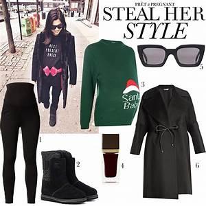 Steal her Style: Christina Perri - Prêt à Pregnant