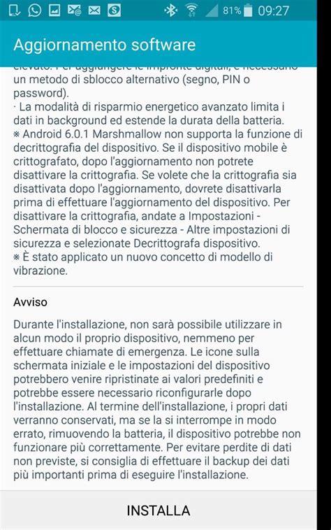 android 6 0 1 marshmallow dla galaxy note edge już w europie aktualizacja w polsce też