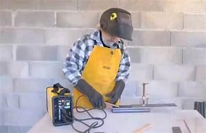 Bricolage Avec Robert : bricolage soudure l 39 arc ~ Nature-et-papiers.com Idées de Décoration