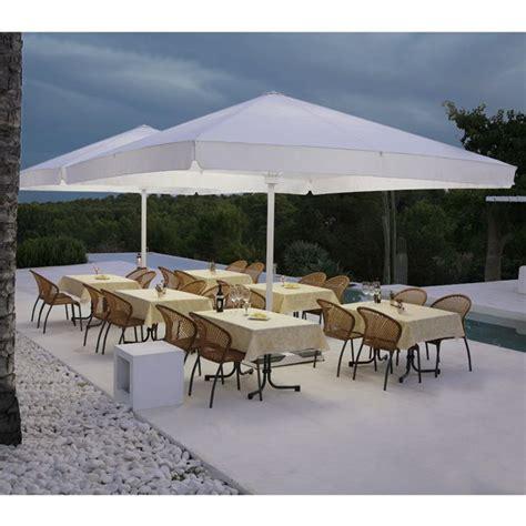 caravita big ben rectangular outdoor umbrella