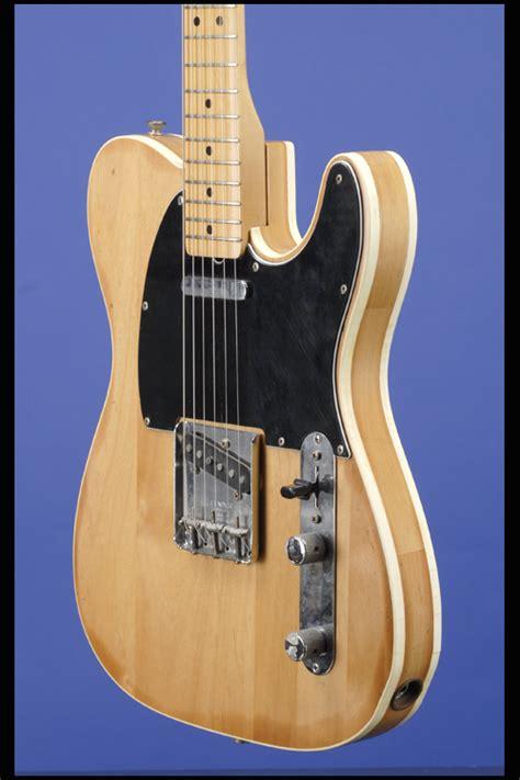 Telecaster Custom Guitars | Fretted Americana Inc.