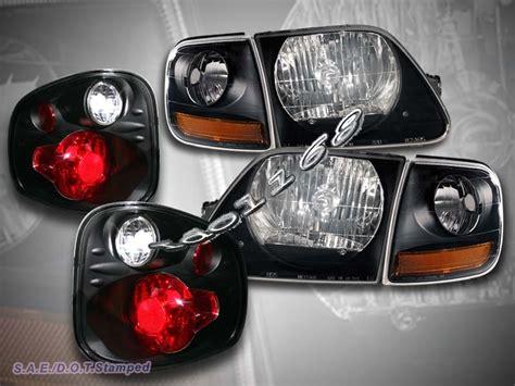 2001 ford f150 tail lights 2001 2003 ford f150 svt black headlights corner lights
