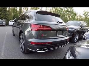 Audi Sq5 2018 : 2018 audi sq5 exhaust cold start and revs pops and crackles sound youtube ~ Nature-et-papiers.com Idées de Décoration