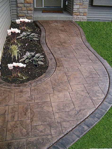17 best ideas about sted concrete patios on