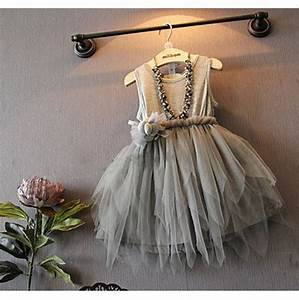 Tuto Tutu Tulle : flower girls kids toddler baby princess party pageant wedding tulle tutu dresses ebay ~ Melissatoandfro.com Idées de Décoration