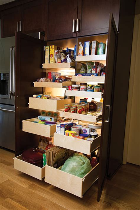 Pantry Pull Out Shelves & Custom Shelves @shelfgenie