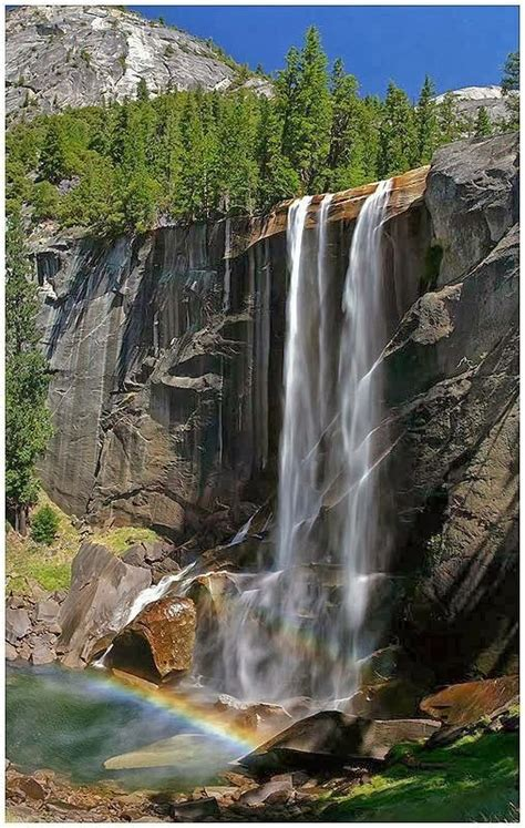 Yosemite National Park Parks Country Pinterest