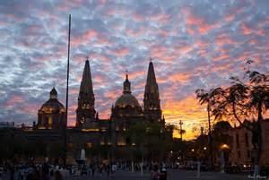 Catedral De Guadalajara Jalisco Mexico