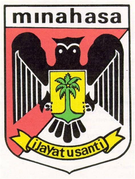 filelambang kabupaten minahasajpeg wikimedia commons