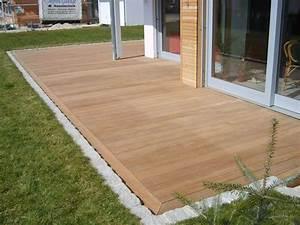 Holzterrasse Welches Holz : die besten 25 terrasse holz ideen auf pinterest terrasse welches holz f r terrasse und ~ Sanjose-hotels-ca.com Haus und Dekorationen
