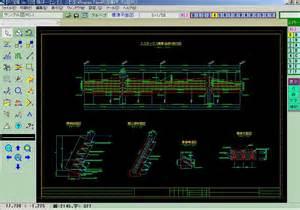 Computer CAD Drawing