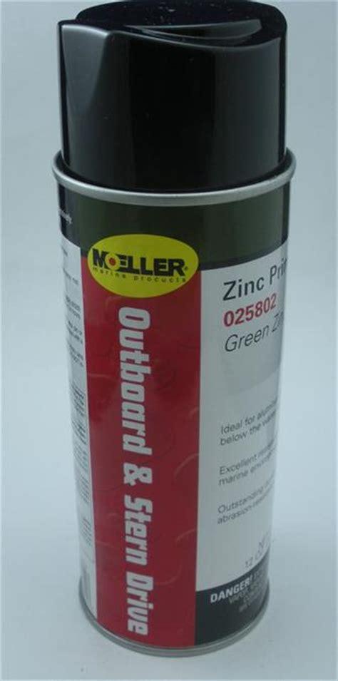 moeller 025802 zinc phosphate spray primer outboard paint green 11962
