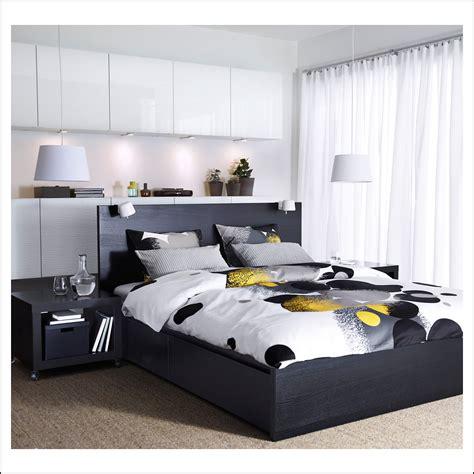 Ikea Bett Malm Anleitung  Betten  House Und Dekor