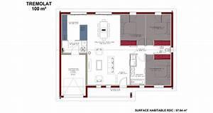 Plan Interieur Maison : plans maison moderne ventana blog ~ Melissatoandfro.com Idées de Décoration