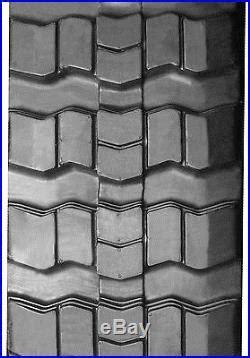 holland skid steer   rubber ott   tire tracks   lug spacers