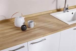Plan De Travail Com : un plan de travail en bois ~ Melissatoandfro.com Idées de Décoration