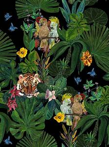 Jungle Wallpaper Avenida Home