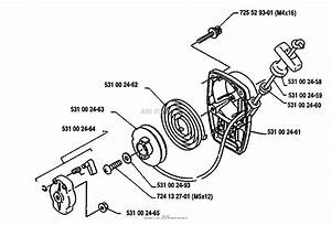 Ford Starter Parts Diagram