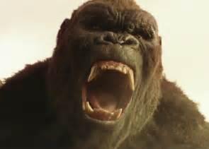 2017 Kong Skull Island Movie Poster