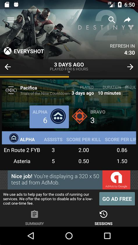 trn fortnite destiny  stats companion android apps