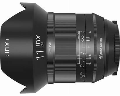 Irix 11mm Lens Blackstone F4 Firefly Lenses
