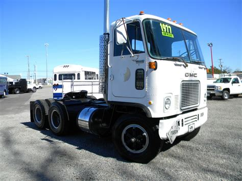 ebay find this 1977 gmc astro 95 is a barn find big rig formerly owned by nasa gmc bigtrucks