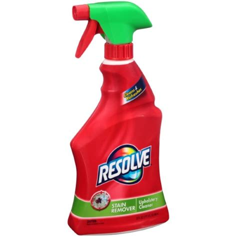 Upholstery Stain Remover by Resolve Stain Remover Upholstery Cleaner Spray 22 Fl Oz