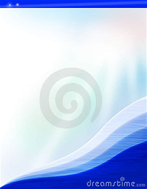 colorful water background document template stock image