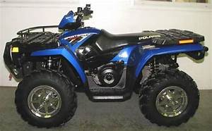 2008 Polaris Sportsman 500 Efi    X2    Touring    500 H O