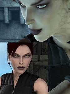 How To Make A Checklist Tomb Raider Underworld Doppelganger Makeup Tutorial