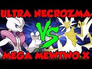 Pokemon Werte Berechnen : one punch mewtwo vs ultra necrozma youtube ~ Themetempest.com Abrechnung