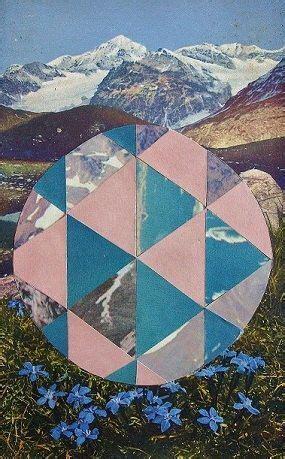 jelle martens collage geometric artists geometric