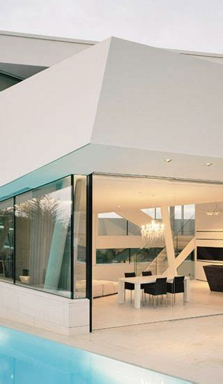 Futuristic Villa In Vienna by Relaxing And Luxurious Villa In Vienna By