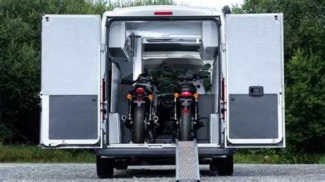 citroen devoile  camping car pour les motards