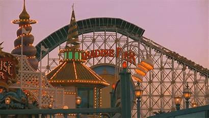 California Screamin Disneyland Disney Rides Adventure Paradise