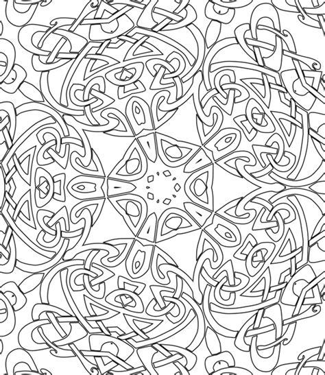 printablecolouringpictures mandalas