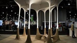 Computational Design And Digital Fabrication Pavilion