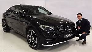 Mercedes Glc Coupe 2018 : 2018 mercedes amg glc coupe 4matic full review glc43 start up drive interior exterior youtube ~ Medecine-chirurgie-esthetiques.com Avis de Voitures