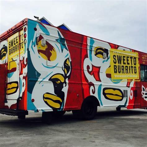 burrito sweeto jax food truck trucks
