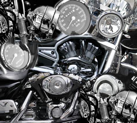 Fotobehang Motor